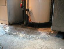 Leaking heater requires immediate water heater repair in Bowie, MD